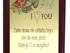 prezent walentynki dla ukochanej, żony, dziewczyny